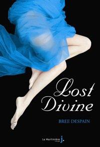 Lost Divine de Bree Despain