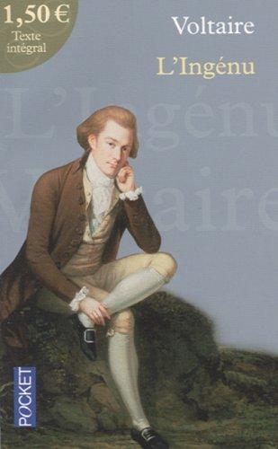 L'ingénu de Voltaire