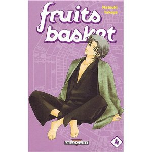 Fruits Basket de Natsuki Takaya