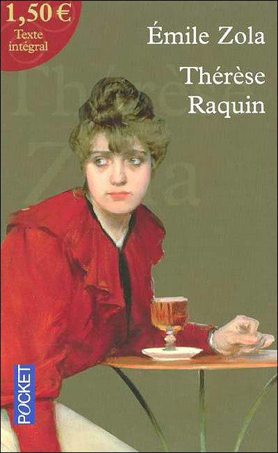 Thérèse Raquin de Zola