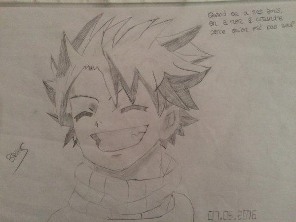 Drawing de Natsu Dragneel