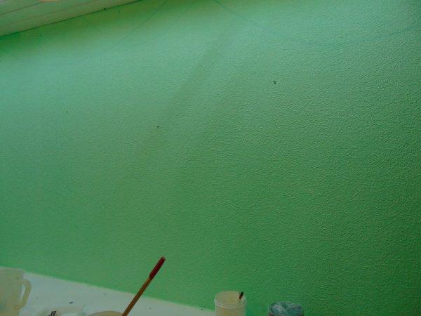 Alles groen wat groen moet zijn .