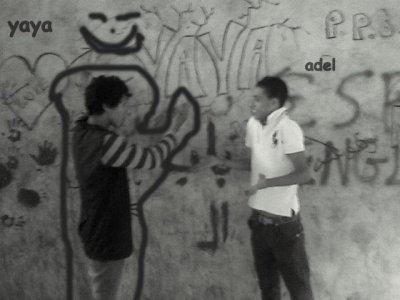 Ma 2 Photo Avec Adel