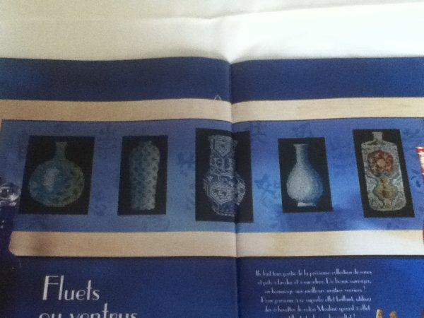 grille  N° 94  les vases