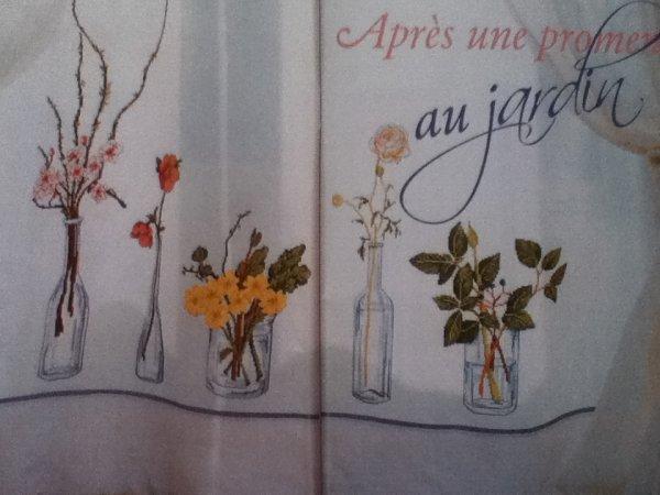 N°242 FLEUR DU JARDIN