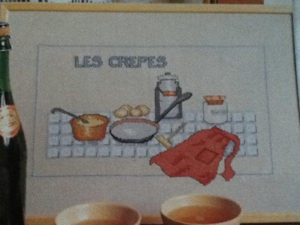 N°260 LES CREPES