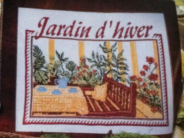 N°263 JARDIN D'HIVER