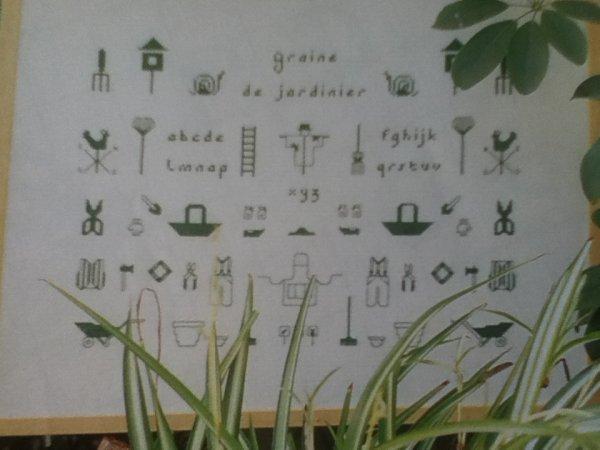 N°284 LE JARDINIER