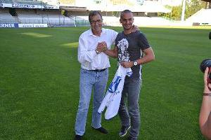 Football : un buteur israëlien à Auxerre