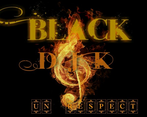BLACK-DJK