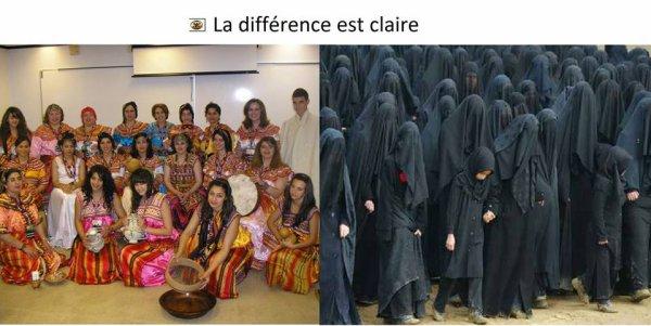 LA DIFFERENCE EST CLAIR