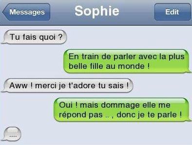 SMS drôles #2
