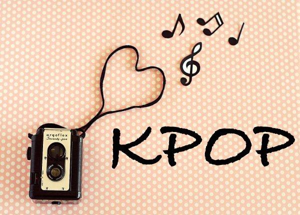 Top Musiques KPOP #3