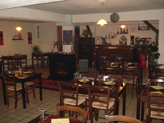 Restaurant La Tour Montboucher Sur Jabron