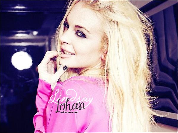 . Bienvenue sur ta Source d'Actualité sur Lindsay Lohan.