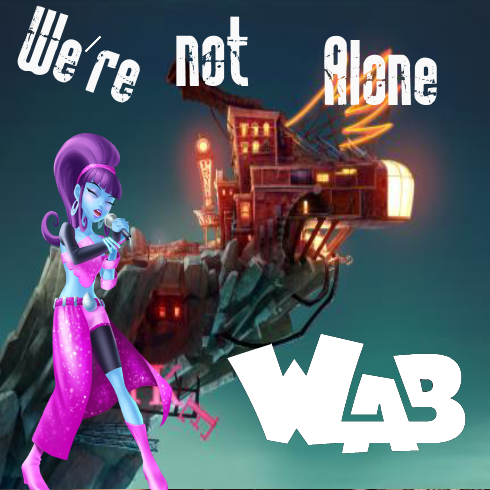 We're not alone W.A.B (2011)