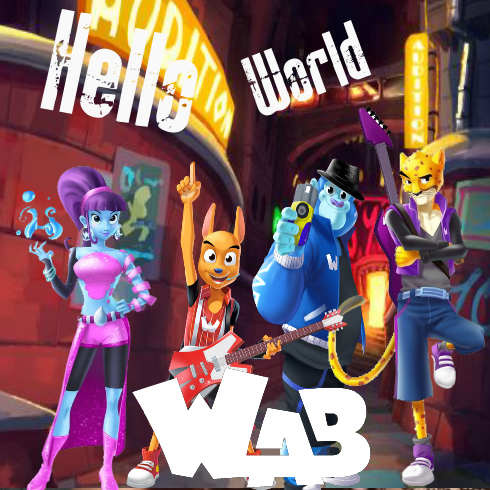 Hello world W.A.B (2011)