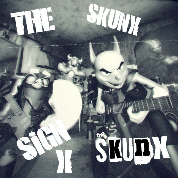 The SkunX Sign X (The SkunX) (2011)
