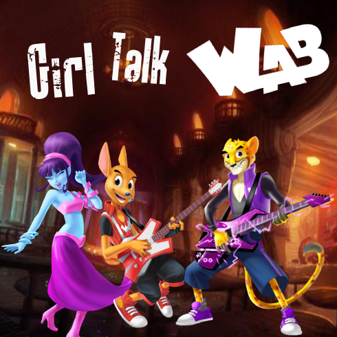 Girl Talk W.A.B (2011)