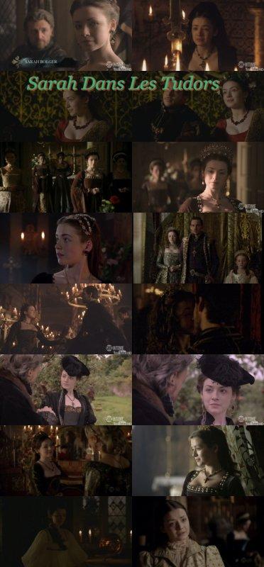Sarah Dans Les Tudors