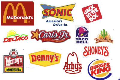 La nourriture américaine...