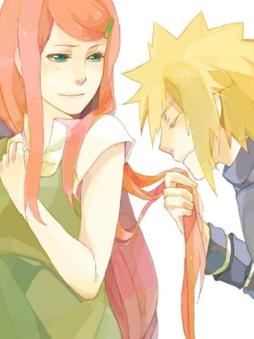 Minato et moi ! ❤️