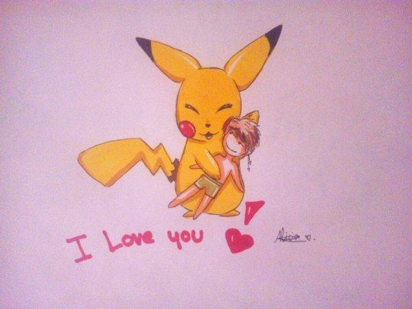 Pikachu! DAISUKI! ❤