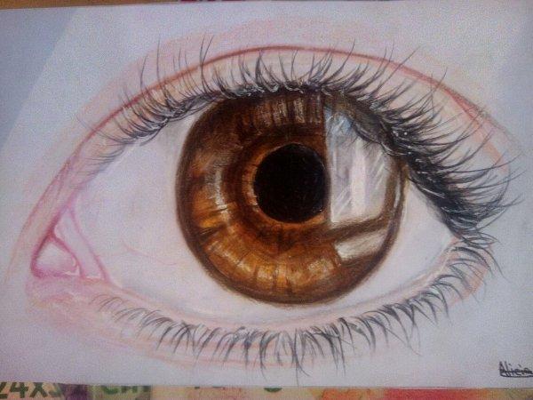 Un n'oeil :3