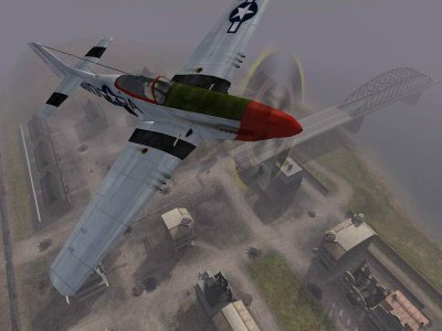 Battlefield 1942 : les avions.