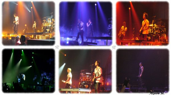 14 Novembre 2010 - Paris - Avenged Sevenfold. Un moment unique & magique.