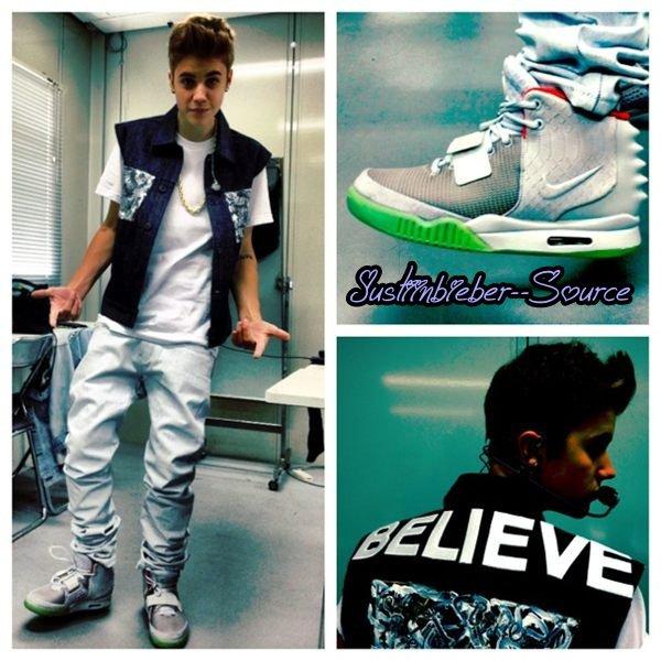 Justin en Malaisie