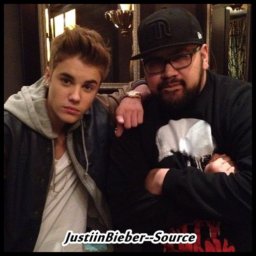 Justin en Nouvelle - Zélande .