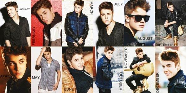 Justin toujours à Calabasas ( Californie ) .