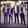 Avec l'équipe ;)