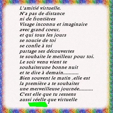 L ' AMITIE