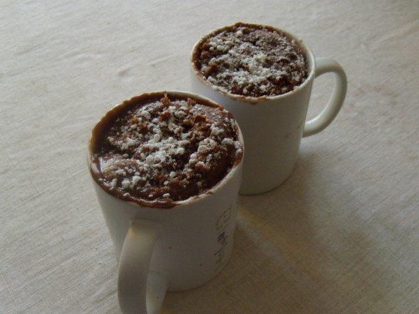 Les recettes de Chat #Mugcake au Nutella ♥ !!!