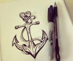L'image du jour #3 Encre de marine ♥
