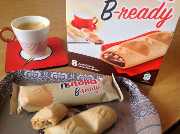 Favoris du Mois de Septembre #NutellaB-Ready ♥