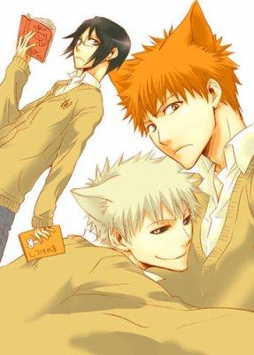 ☼ Ichigo x Hichigo & Ishida ☼