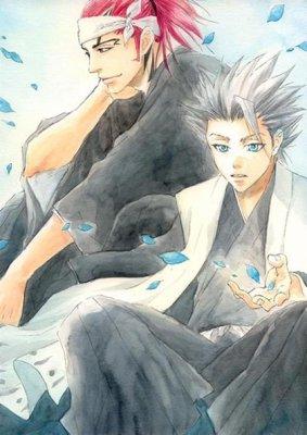 ☼ Renji x Hitsugaya ☼