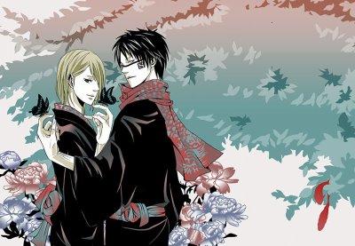 ☼ Hisagi x Kira ☼
