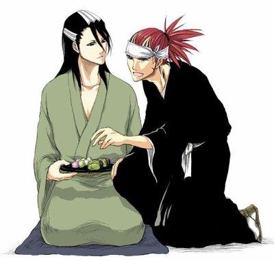 ☼ Byakuya x Renji ☼