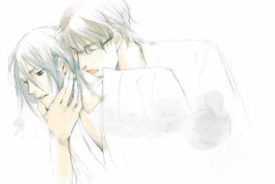 ☼ Aizen x Byakuya ☼