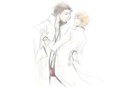 ☼ Aizen x Ichigo ☼