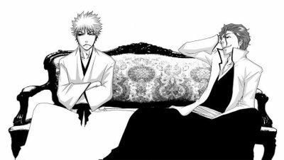 ☼ Hichigo x Aizen ☼