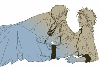 ☼ Gin x Grimmjow ☼