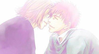 ☼ Urahara x Ichigo ☼