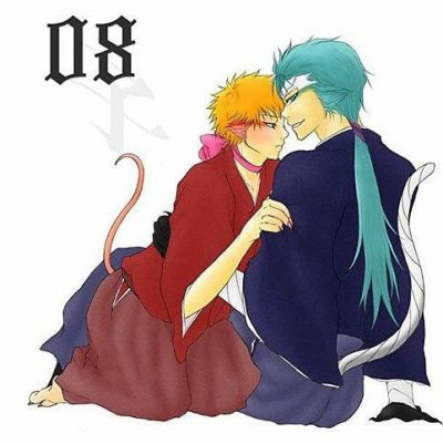 ☼ Grimmjow x Ichigo ☼