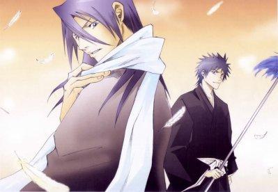 ☼ Byakuya x Kaien ☼