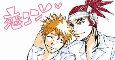 ☼ Ichigo x Renji ☼